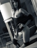 Ashley_Doll_Does_Black,_White_and_Red